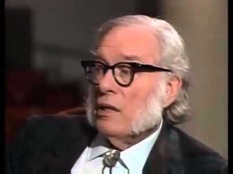 Isaac Asimov Education Revolution