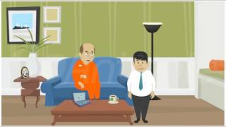 Продать квартиру самостоятельно | риэлторские байки | Юрий Обыденков | МИЭЛЬ офис Новогиреево |(Улыбнитесь вместе с нами: мультфильм от Юрия Обыденкова