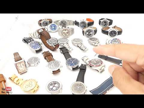 I'm Done...Selling My Watch Collection?