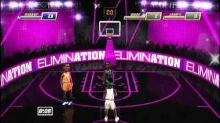 NBA Jam (2010) Elimination Mode: Sponsorship Edition