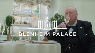 Churchill Tea   Blenheim Palace