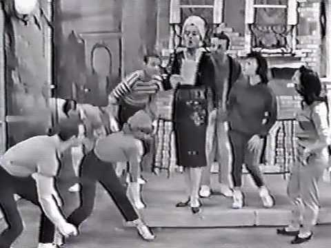 """Wonderful Town"" ""Swing"" Rosalind Russell and Cast"