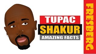 Facts you may not know about Tupac Amaru Shakur (2Pac) Biography | Interesting Facts for Students