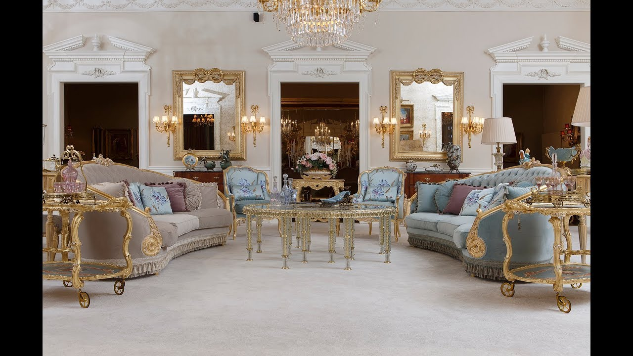 Kaas Classical Luxury Interiors 2018 Istanbul Furniture