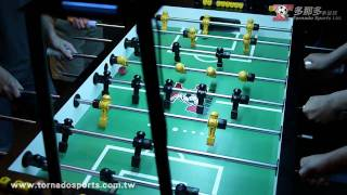 2011 Taipei Foosball Open 公開雙打準決賽Open Doubles Semi-Final