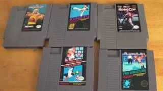 NES (video game collection) 12/2/18