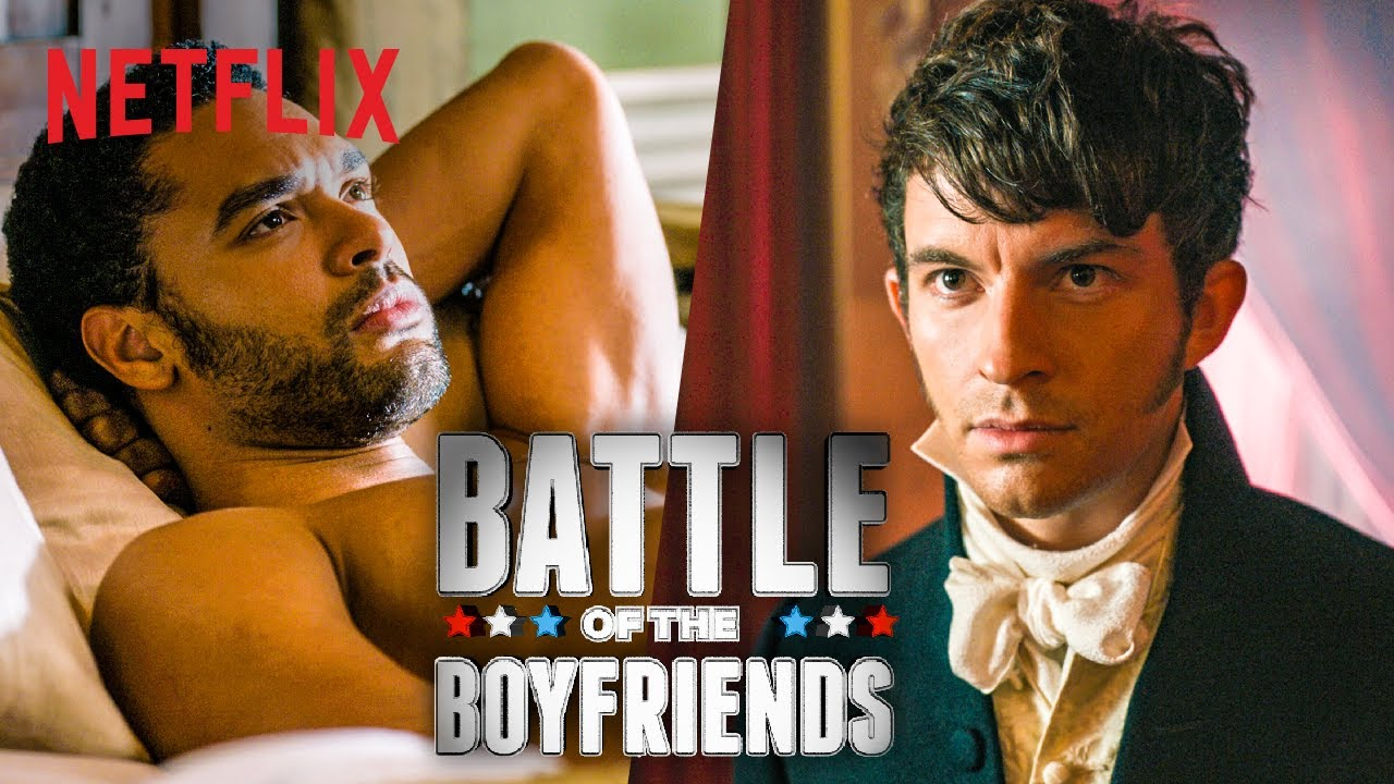 Battle of the Boyfriends: Bridgerton | Netflix