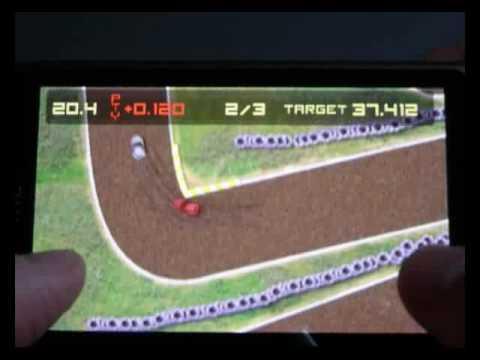 Pocket Racing - track 3