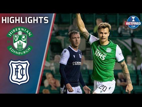 Hibernian Dundee Goals And Highlights
