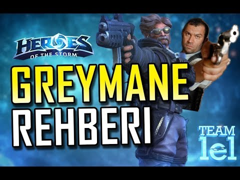 Greymane Rehberi - Heroes of the Storm - Team LeL