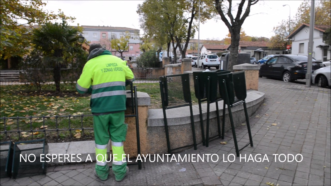026 IES Pedro Salinas CALLES LIMPIAS 1º ESO F. La limpieza, tarea de todos