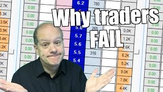 Psychology of trading - Why traders fail