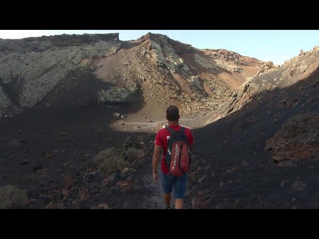 Senderismo: El Volcán de los Cuervos