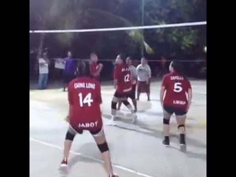 May, 2017 Marshall Islands Women 's Volleyball