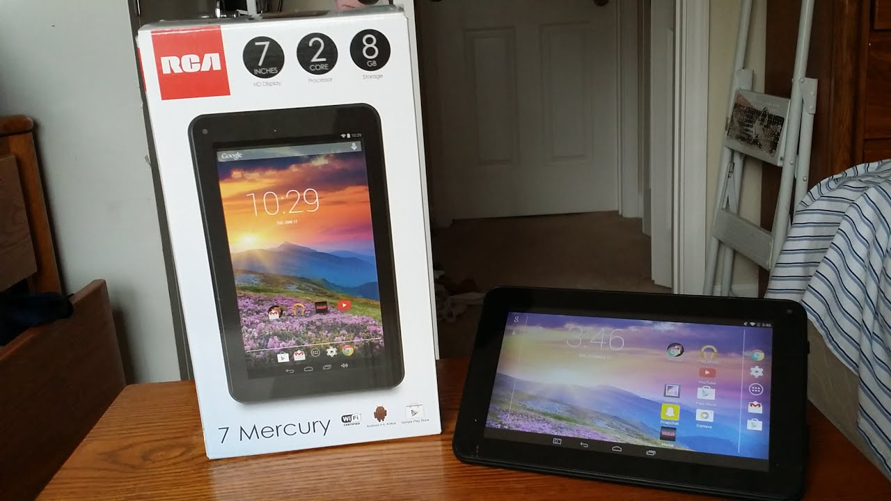 Rca Tablet Battery Problems 7 Mercury Tablet Review