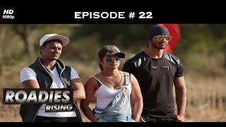 Roadies Rising - Episode 22 - Prince and Rannvijay clash in a heated argument!