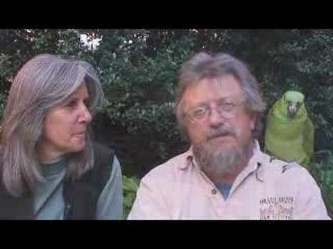Mark Bittner and Judy Irving in New York (3 Minute Excerpt)