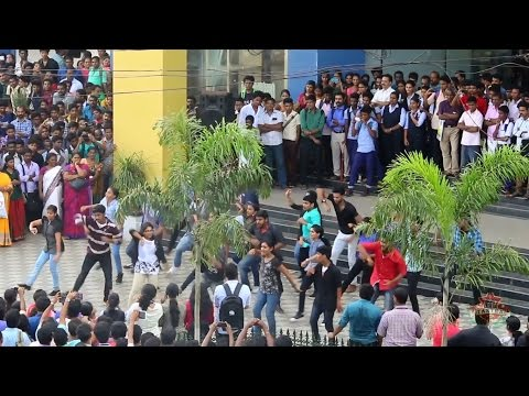 TANTRA 2k15 Flash Mob [ Full HD ] - MACFAST Tiruvalla