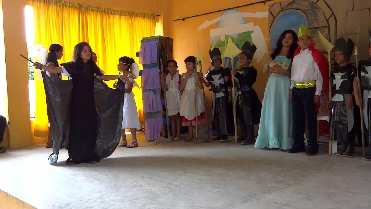 Obra de teatro infantil la bella durmiente youtube for La cocina obra de teatro