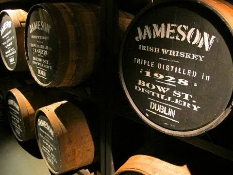 The Old Jameson Distillery - Dublin