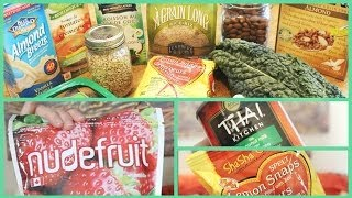 Healthy Grocery Haul! Superfoods, Dairy Free & Gluten Free