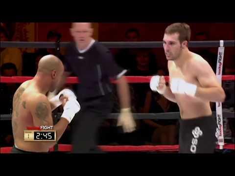 Bodog Fight - Steve Steinbeiss v. Jeff Ford