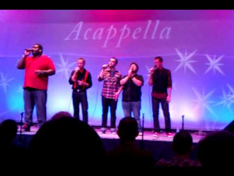 Acappella I'm at Your Mercy Acafest 2012 070312