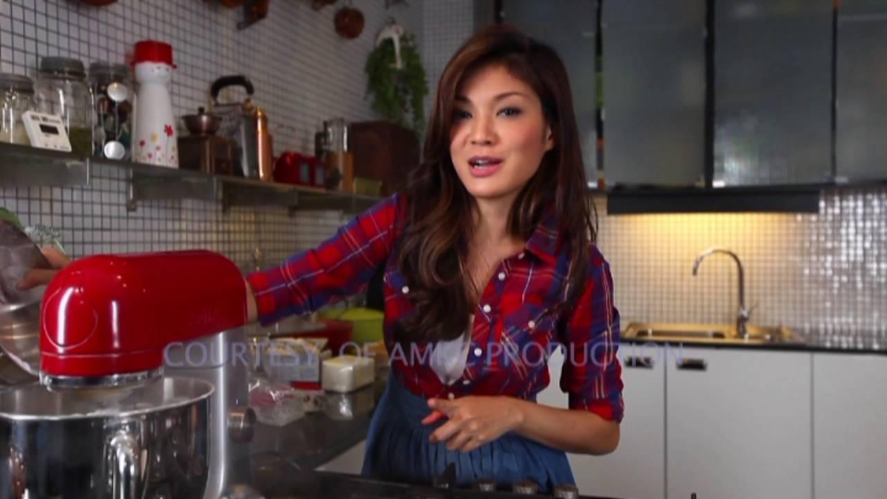Chef Karen Carlotta - KC in The Kitchen