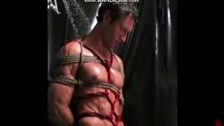 It's bondage, gay website.
