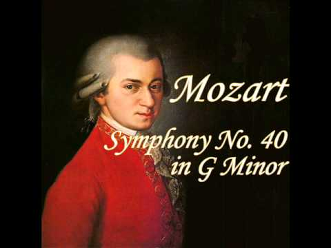 Mozart - Symphony No. 40 in G Minor | Classical Music