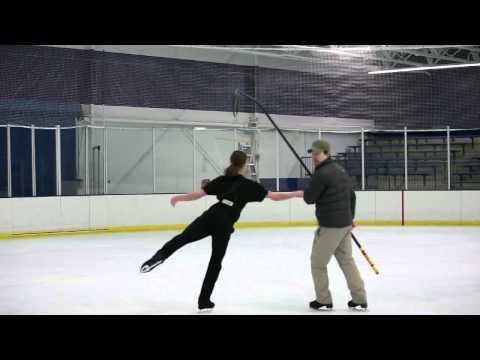 A visit with figure skater Jason Brown
