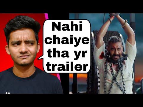 Tanhaji trailer 2 review: Galti kar di   Badal Yadav