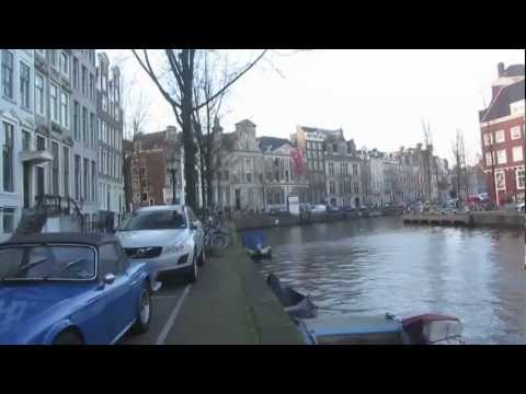 The City of Amsterdam, Netherlands