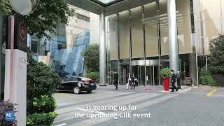 Hotels get ready for CIIE guests in Shanghai