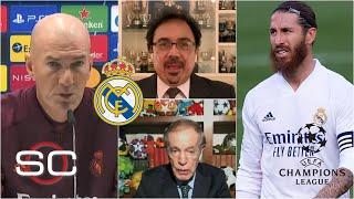 CHAMPIONS LEAGUE El Real Madrid, sin Sergio Ramos y Hazard, enfrenta al Shakhtar | SportsCenter