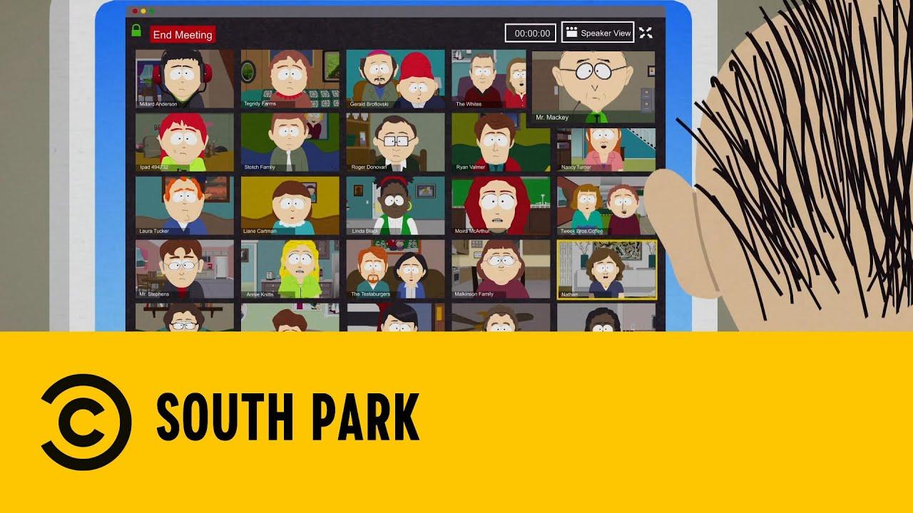 Download South Park Pandemic Special - La scuola durante la pandemia - Comedy Central