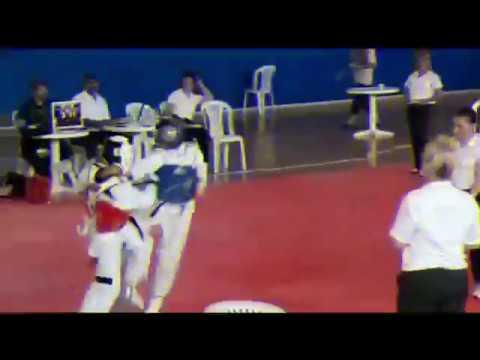 Necdet Efe Demir Taekwondo [Red Corner]