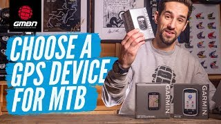 What To Consider When Buying A GPS Device For Mountain Biking