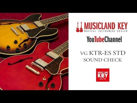 【MUSIC LAND KEY】VG KTR-ES STD/VS