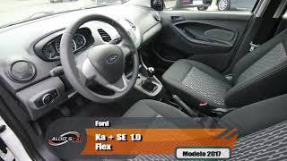 FORD KA 1.0 12V FLEX - VENHA PARA A ALDO'S CAR E CONFIRA