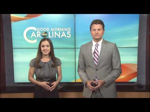 Amanda Live at Katie's Project - Good Morning Carolinas - WPDE ABC 15