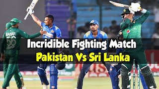 Incridible Fighting Match | Pakistan Vs Sri Lanka | 3rd ODI | Full Highlights | PCB