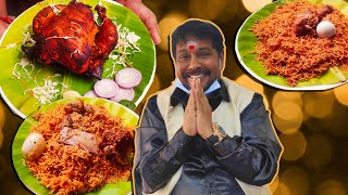 சென்னையின் பிரியாணி மனிதர் | Biriyani Man of Chennai | SALEM RR Tamil Selvan | MSF