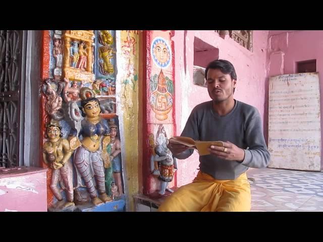 Temple priest on Khangar-Bundela rivalry