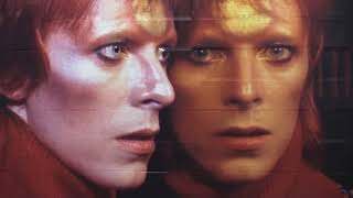 'David Bowie Is Here' Subway Exhibition @ Broadway & Lafayette Subway Station 4/18/18