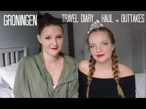 Groningen   Travel Diary + Travel On Haul + Outtakes