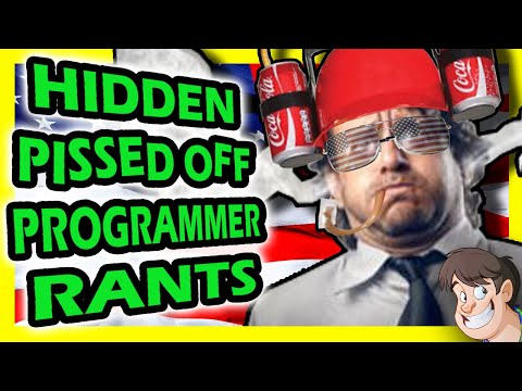 Top 5 Hidden Pi**ed Off Programmer Rants (USA edition) | Fact Hunt