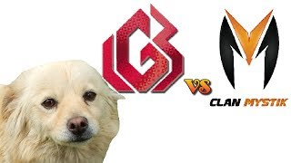 Dog Predicts Results In Cs:go, Clan Mystik-teamglobal, 27-05-2014