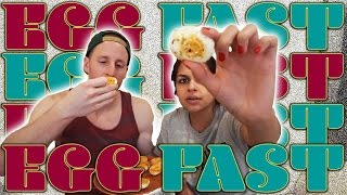 Our First Fat Fast   Keto Egg Fast Day 1   We Make Egg Fast Pancakes and Complain A Lot