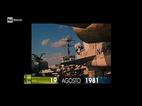 §.1/ (battaglie & Storia) 19 agosto 1981 Libia (Golfo di Sirte): battaglia area VINTA da caccia USA